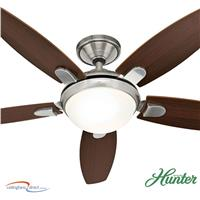 "pare Hunter Contempo 52"" Ceiling Fan Prices from $28"