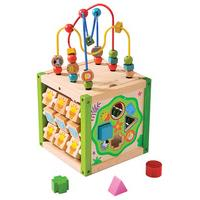 Everearth 7 In 1 Garden Activity Cube Online Buy In Australia