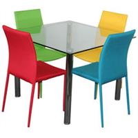 Cafe Dining Chairs Colour Mint Green Online Buy In