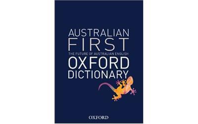 oxford australian school dictionary and thesaurus