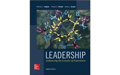 leadership enhancing the lessons of experience Buy leadership : enhancing the lessons of experience by hughes book online shopping at best price in india read book bibliographic information, isbn:9780070080713.