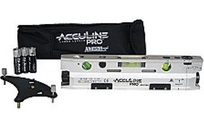 Acculine Pro 40 6184 Three Beam Magnetic Torpedo Laser