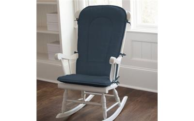 Buy Solid Navy Rocking Chair Pad Online For 213 Prices In Australia MySh