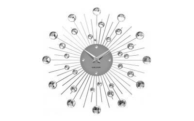 Karlsson Wall Clock Sunburst Crystal Online Buy For 98