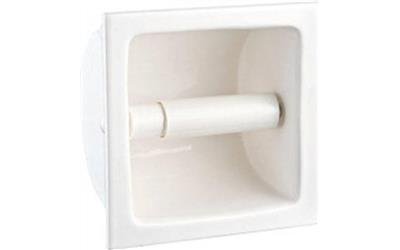 Recessed paper holder 150mm x 150mm online buy for in australia - Ceramic recessed toilet roll holder ...