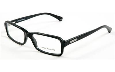 Armani Glasses Frames Australia : EMPORIO ARMANI Eyeglasses EA 3010F 5017 Blk 54MM Online ...