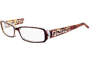 Fendi Eyeglasses 664 216 Tort N Crystal 51MM Online, Buy ...